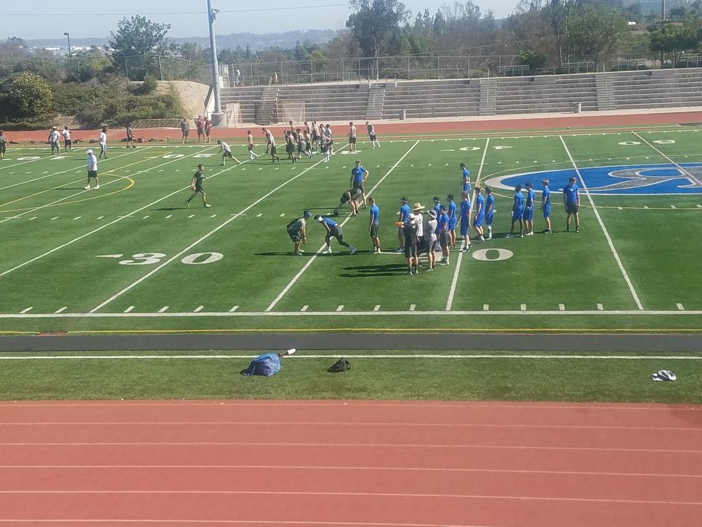 Rancho Buena Vista Varsity Football S Photo On Blast Athletics
